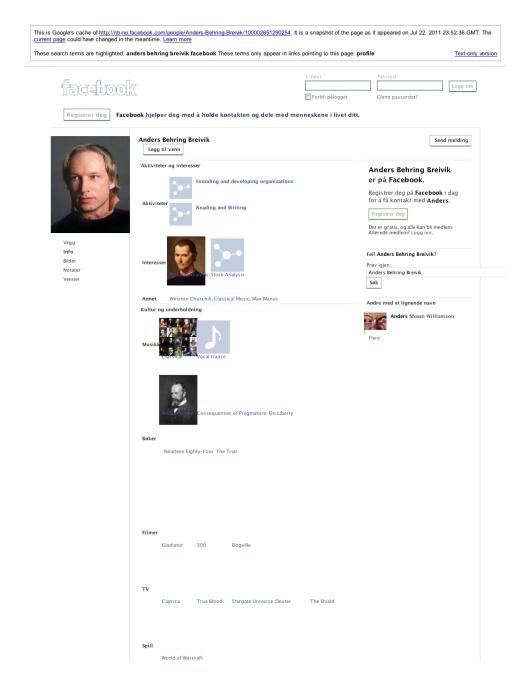 Anders Behring Breivik _ Facebook - CACHE-Norway-EnglishC
