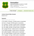 USDA-Orders-326000-Rounds-of-Ammunition