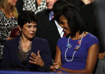 Lilibet Hagel Michelle Obama