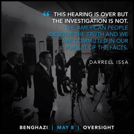 Darrell Issa Benghazi