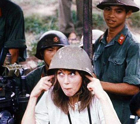 Traitor Jane Fonda