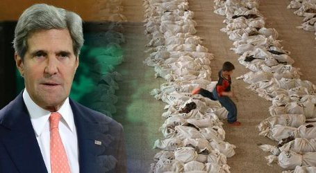 Kerry using Iraq victims for Syria