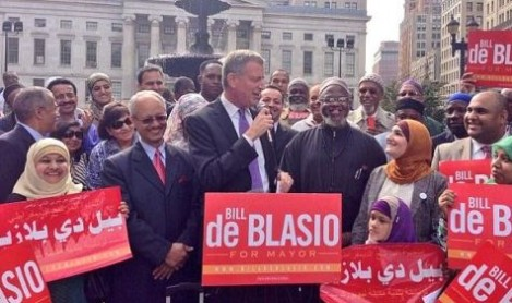 Democraat-Bill-de-Blasio-e1382377744567