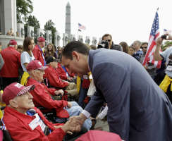 Ted cruz WWII veterans