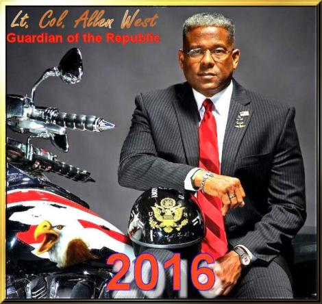 Allen West GUARDIAN of tghe Republic